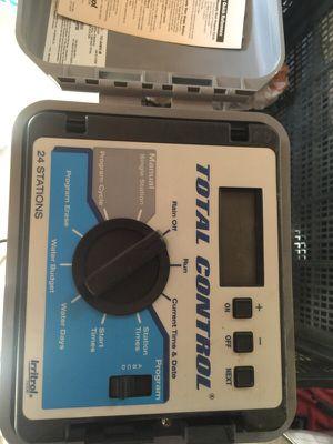 Irritrol tc-24ex-b sprinkler timer for Sale in Bonita, CA