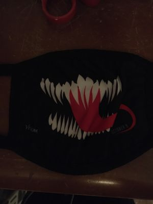 Venom face mask for Sale in San Diego, CA
