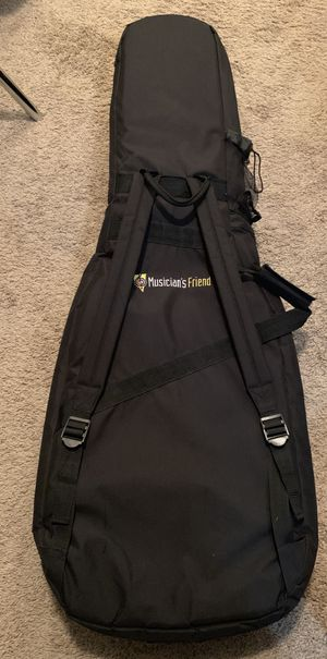 Musicians Friend Guitar Gig Bag for Sale in Fairview, TN