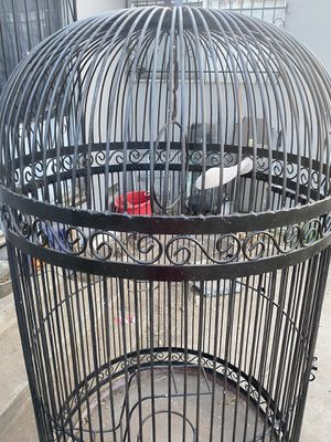 Bird cage 6ft tall for Sale in Sacramento, CA