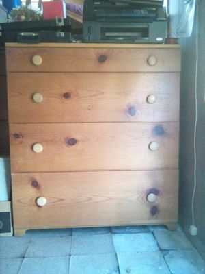 Knotty pine dressers for Sale in Backus, MN