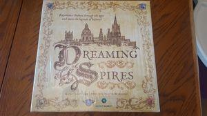 Dreaming spires kickstarter board game for Sale in Los Angeles, CA