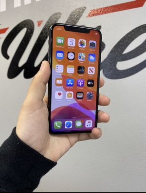 iPhone 11pro max 256gb for Sale in Washington, DC