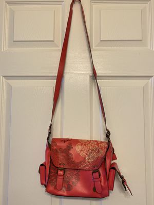 Desigual shoulder bag - purple for Sale in Rockville, MD
