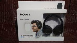 Sony Bluetooth Headphones dayzofjs for Sale in Phoenix, AZ