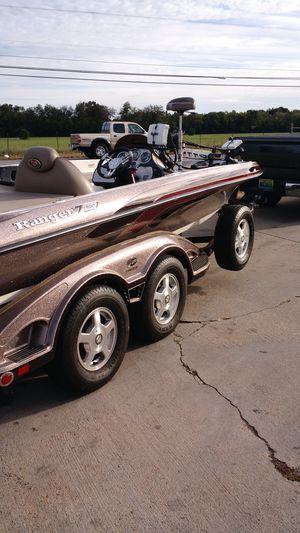 2008 Ranger Z520 Bass Boat for Sale in Prattville, AL