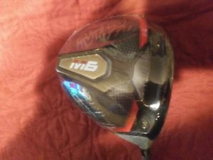 Taylormade M6 driver 9* stiff with headcover for Sale in La Grange, MO