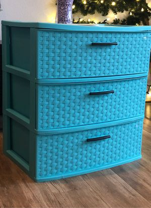 Plastic drawers for Sale in Canyon Lake, TX