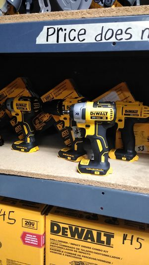 """DEWALT CORDLESS 20 V BRUSHLESS XR 3/8"""" IMPACT WRENCH TOOL ONLY for Sale in Moreno Valley, CA"""