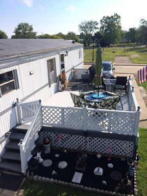 Beautiful mobile home for sale for Sale in Clinton Township, MI