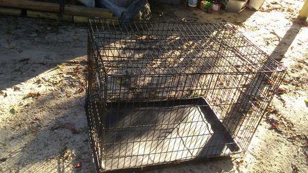 Large Dog Crate for Sale in Soperton,  GA