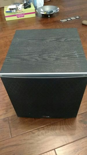 Polk Subwoofer for Sale in Cary, NC