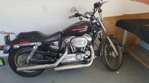 2005 Harley Davidson sportster for Sale in Moreno Valley, CA
