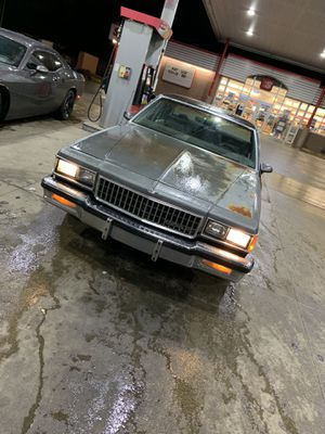 1986 Box Chevy Caprice for Sale in Indianapolis, IN