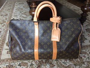Louis Vuitton Authentic Monogram Keepall Duffel for Sale in Henderson, NV
