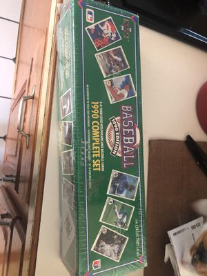 Baseball card set for Sale in Newton, KS