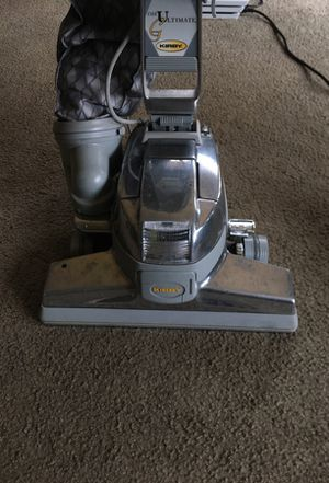 The Ultimate G Series Kirby vacuum and shampoo set with attachment box for Sale in Los Angeles, CA