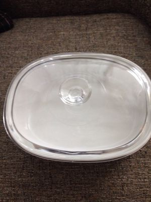 CORNING Ware with Pyrex Lid (Miner Used for serving). Please See All The Pictures and Read the description for Sale in Lincolnia, VA