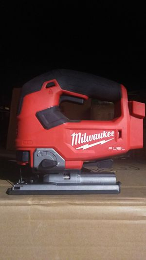 Milwaukee #2737-20 D-Handle jig saw lightly used $135 for Sale in Fontana, CA