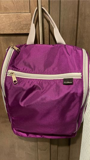 LL Bean Toilette Bag for Sale in San Diego, CA