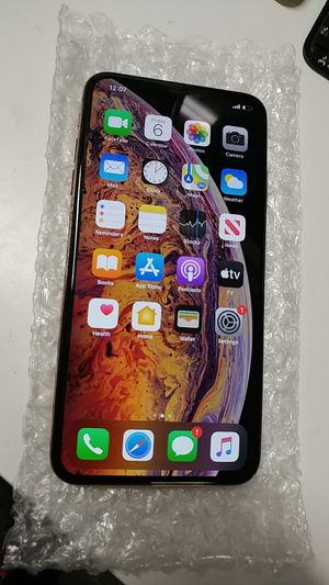 IPhone Xs Max for Sale in Los Angeles, CA