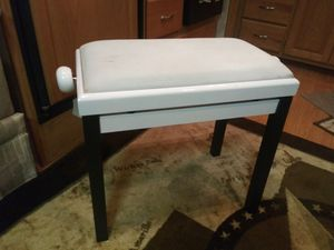 Gearlux custom padded adjustable keyboard bench for Sale in Austin, TX