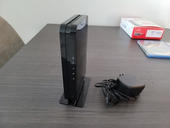 Netgear cable modem 680 Mbps model CM500-100NAS for Sale in Arlington,  VA
