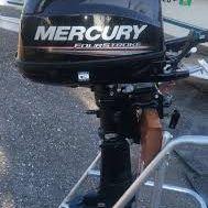 2020 MERCURY 6HP PORTABLE OUTBOARD MOTOR for Sale in Shoreline, WA