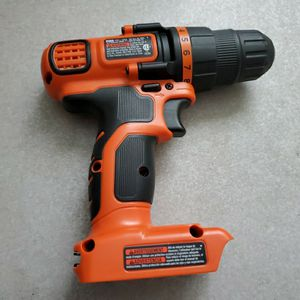 "Black & Decker LDX120 20V Max 3/8"" Lithium Drill Driver for Sale in Palmdale, CA"