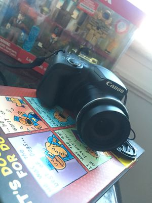 70$ obo barely used Canon camera for Sale in Bayonne, NJ