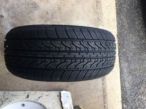 215/50/17 one new tire for Sale in Carol Stream, IL