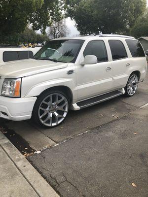 2001 Chevrolet Tahoe for Sale in Fresno, CA