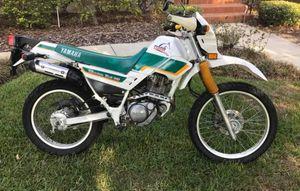 Yamaha xt 225 street legal enduro w/ FL title for Sale in NEW PRT RCHY, FL