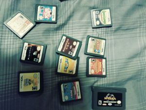 3 Nintendo D.S with games $100 or you can always buy one. for Sale in Philadelphia, PA
