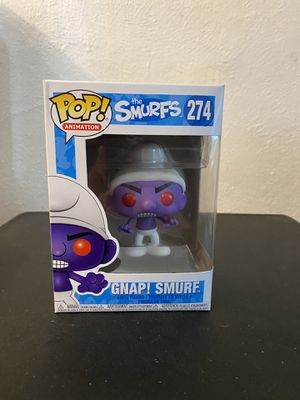 Funko POP! Smurfs - GNAP Smurf for Sale in Reading, PA