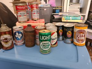 Old beer cans for Sale in Westminster, CO