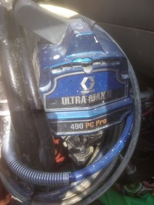 Graco Ultra Max II 490 PC Pro Paint Sprayer for Sale in Washington, DC