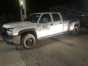 2006 Chevy Silverado 3500 2wd Duramax diesel-blown head gasket for Sale in Greensboro, NC