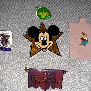 Vintage Disney Pins for Sale in Austin, TX