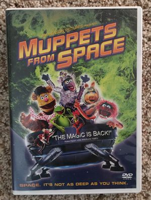 Muppets from Space DVD Movie for Sale in Littleton, CO