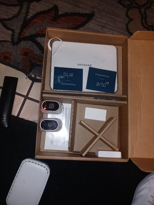 Arlo pro wireless hd security cameras