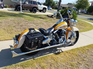 2012 Softail Deluxe for Sale in Anaheim, CA