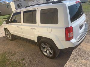 2014 Jeep Patriot 4x4 for Sale in Tucson, AZ