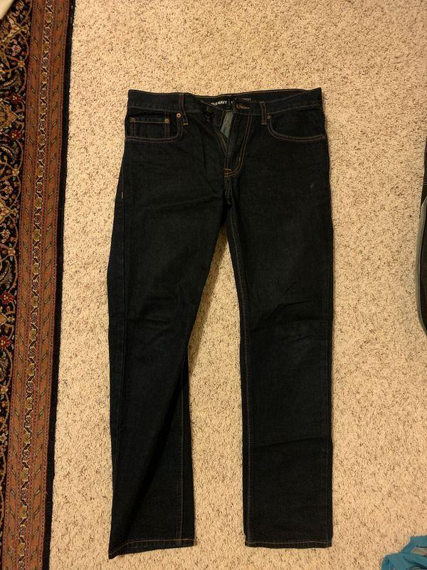 Brand new 31x30 slim fit jeans