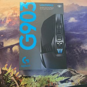 AS-IS Logitech G903 Hero 16k Lightspeed Mechanical Mouse for Sale in Fort Worth, TX