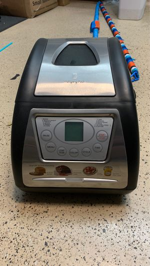 Wolfgang Puck bread maker for Sale in Mission Viejo, CA