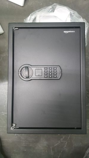 Large digital electronic safe box keypad lock security for Sale in Elizabeth, NJ