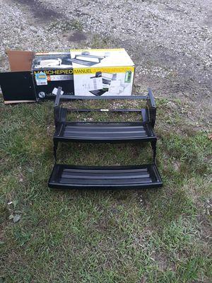New RV or trailer manual 2 Step for Sale in Dillsboro, IN