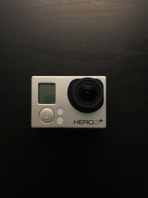 GoPro Hero 3+ silver edition! for Sale in Queens, NY