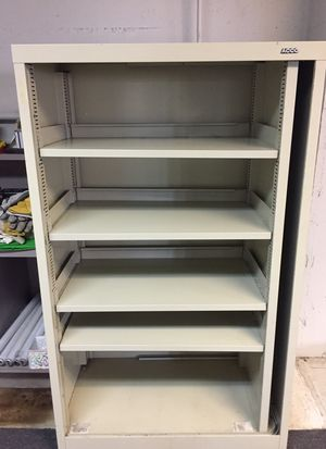 Metal cabinet for Sale in Seattle, WA